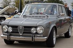 Alfa Romeo Giulia Super.
