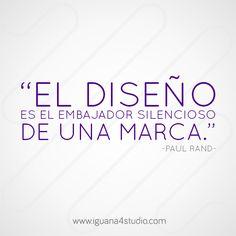 Paul Rand #Design #Quotes