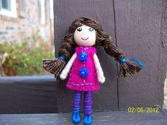 Bendy Doll, cute!
