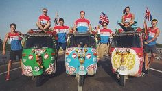 The Rickshaw Run--Back in September YouTube stars Jack and Finn Harries along with five of their friends entered The Rickshaw Run. The aim was to raise money for the Teenage Cancer Trust by driving across the width of India along with 90 other participants within a set amount of time.
