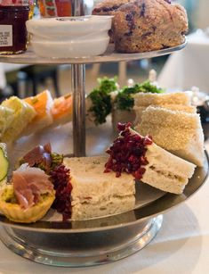 Afternoon Tea Review // BG Restaurant at Bergdorf Goodman [2014] — Oh, How Civilized