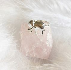 Bohemia - Elephant Ring – Druzy Dreams
