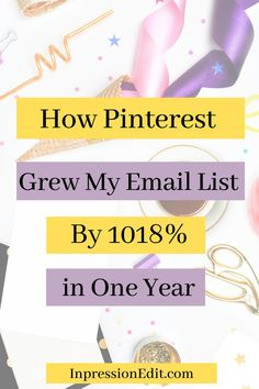 Wish you had more email subscribers? Learn how Pinterest grew my email list by 1018% in just one year and get my Pinterest profile cheat sheet. #pinteresttips #pinterestmarketing #emaillist Content Marketing Tools, Content Marketing Strategy, Blog Writing, Writing Tips, How To Get Clients, Email Subject Lines, Email List, Blogging For Beginners, Pinterest Marketing