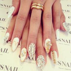 「Pink hologram gradation nails ♬」の画像|esネイル・ロサンゼルス店 ~海外ネイ… |Ameba (アメーバ)
