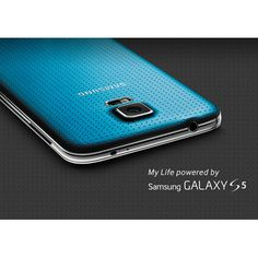 My life powered by Galaxy S5