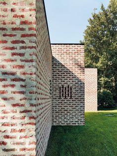 tham videgård arkitekter / bäck hus, skåne