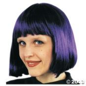 Cindy Wig Purple