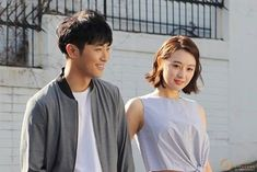 "Kim Ji Won and Jin Goo Show Off Their Style and Camaraderie in ""Grazia"" B-Cut Photos | Koogle TV"
