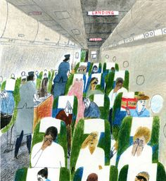 Laura Carlin illustration — Designspiration