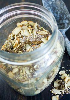 Blueberry Vanilla ChiaCereal - Lexie's Kitchen | Gluten-Free Dairy-Free Egg-Free - Lexie's Kitchen