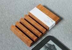 iPad Wood Organizer Charging Station by BatelierHandicraft on Etsy