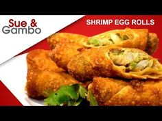Sue & Gambo link to video Chinese Restaurant recipes Wonton Recipes, Egg Roll Recipes, Gourmet Recipes, Appetizer Recipes, New Recipes, Favorite Recipes, Healthy Recipes, Easy Chinese Recipes, Asian Recipes