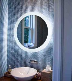 Find This Pin And More On Tv Bathroom Mirrors