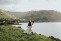 Utterly Enchanting + Intimate Destination Wedding in Ireland - Green Wedding Shoes