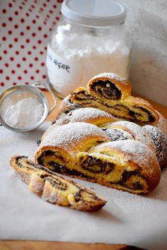 Cooking By Mirjana: Cokoladna pletenica