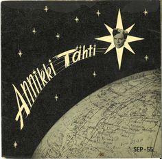 Annikki Tähti - Annikki Tähti (1957, Vinyl)   Discogs More Images, Terms Of Service, Video Editing, 1950s, Album, Card Book
