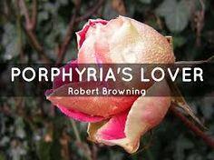 porphyrias lover essay