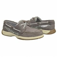 Women's Sperry Top-Sider Intepid Grey/Floral Sequins FamousFootwear.com