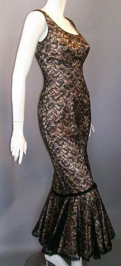 48a674673835 Dorothea's Closet Vintage Clothing 50s dress vintage dress lee jordan  Vintage Fashion 1950s, Fifties Fashion