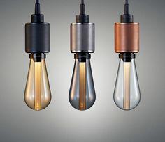 LED Direktlicht Pendelleuchte aus Metall HEAVY METAL - Buster + Punch