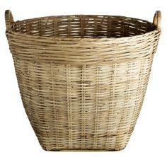 Marked basket - Basmarket M - TineKhome