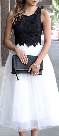 New York Midi Girl Ivory Tulle Skirt