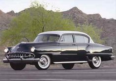 1954 DeSoto Firedome - only 45,095 were made