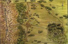 İki Nehir bölgesi haritası http://zamancarki.net/ikinehir/