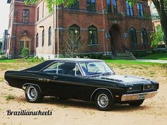 Brazilian Dodge Charger R/T