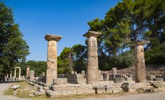 A New View of the Birthplace of the Olympics - Archaeology Magazine