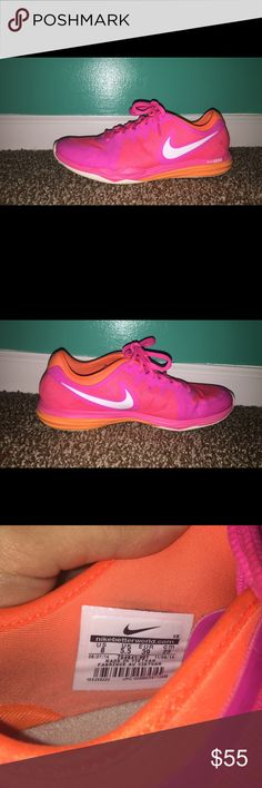 Running Shoes Worn a couple times. In great condition. Look brand new. Nike Shoes Sneakers