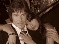 Celebrity Wife Swap is bringing sexy couple actor Ronn Moss and his playmate/ actress wife Devin DeVasquez to you home. #ronnmoss #devindevasquez #celebritywifeswap @dailyentertainmentnews