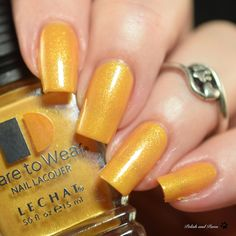 LeChat Nail Lacquer Electric Daisy