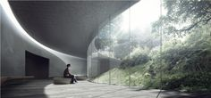 「a new Danish National Museum by JaJa/Kengo Kuma CG」の画像検索結果