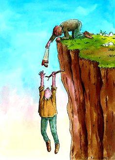 OĞUZ TOPOĞLU : günümüz dostları ve dostlukları - uçurum ve tester...