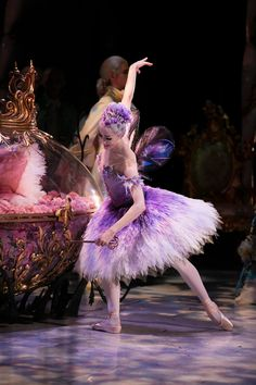 The Australian Ballet's Amanda McGuigan in 'The Sleeping Beauty' Photography Lynette Wills