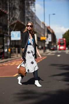The Best of London Fashion Week Street Style, All in One Place via @WhoWhatWearAU