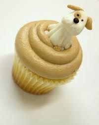 puppy cupcakes - Google Search