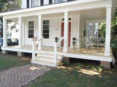 1000 images about front porch columns on pinterest for Fypon porch columns