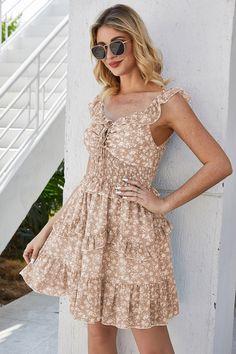 Slit Dress, Floral Maxi Dress, Dressy Dresses, Button Dress, Skirts With Pockets, Products, Fashion, Moda, Stylish Dresses