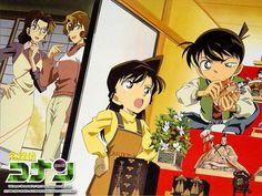 Childhood  Ran Mori & Shinichi Kudo