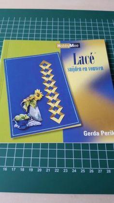 Boekje: Lace snijden en vouwen