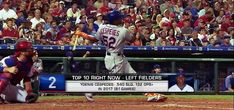 "New York Mets star left fielder Yoenis Cespedes was named the second-best left fielder right now by MLB Network. Every year, MLB Network uses an algorithm called ""The Shredder"" to create a list of the 10 best players at each position. This year, ""The Shredder"" showed..."