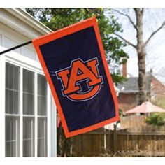 Evergreen Auburn University Garden Flag http://saffordsportinggoods.com/shop/flags/evergreen-auburn-university-garden-flag/