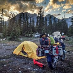 Motorcycle Camping Gs 1200 Adventure, Adventure Tours, Motorcycle Camping, Motorcycle Adventure, Motorcycle Touring, Biker Gear, Bike Life, Outdoor Gear, Outdoor Life