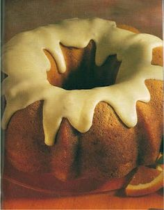 Weird Recipe Finds: Orange Glow Bundt Cake- with tobasco pepper sauce?