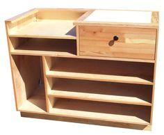 Eco wood Cash-Wraps-Checkout-Counters