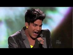 "Adam Lambert performs ""Never Close Our Eyes"" on Season 11 of AMERICAN IDOL!"