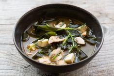 Mushroom Miso Soup | Jillian Michaels...