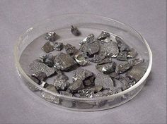 Most of the chemical elements you encounter every day are combined with other elements to form compounds. Here's a gallery of pictures of the pure elements, so you can see what they look like.